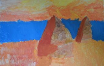 Les paysages vus par nos élèves de 6ème-6