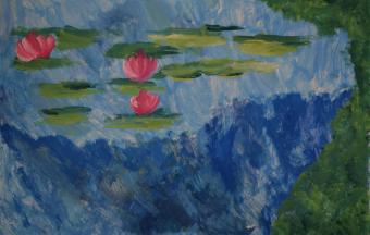 Les paysages vus par nos élèves de 6ème-7