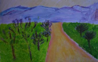 Les paysages vus par nos élèves de 6ème-12