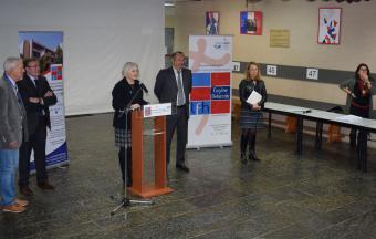 Cérémonie de remise du Diplôme National du Brevet avec M. L'Ambassadeur de France en Grèce-0