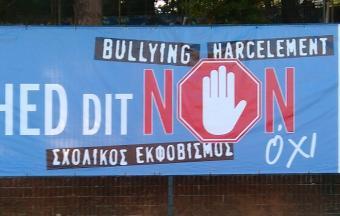 Les élèves du LFHED luttent contre le harcèlement-1