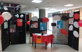 Une journée Action sida organisée par 3 élèves au LFHED -2