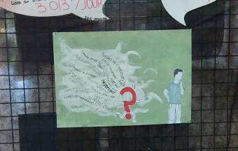 Une journée Action sida organisée par 3 élèves au LFHED -6