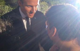 Invités sur la Pnyx par le Président de la République française et le 1er ministre grec, nos élèves de Terminale n'oublieront pas ce moment… -0