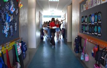 Les Terminales fêtent leur dernier jour d'école ! -1