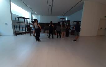 Επίσκεψη στο εθνικό μουσείο σύγχρονης τέχνης-2