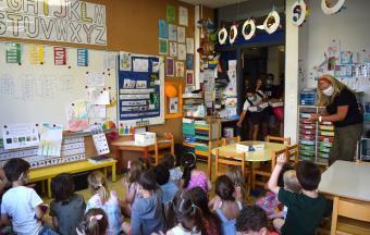 Les Terminales fêtent leur dernier jour d'école ! -4