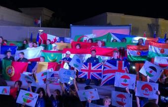 Nos élèves footballeurs se rendent à Dubaï pour la 1ère édition de la Coupe du Monde scolaire de Football AEFE-UNSS-1