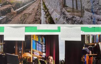Expo « Les 30 ans de la Chute du Mur de Berlin » dans le CDI du LFHED-5