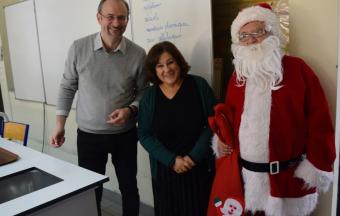 Lettre du Proviseur - Καλά Χριστούγεννα ! -2