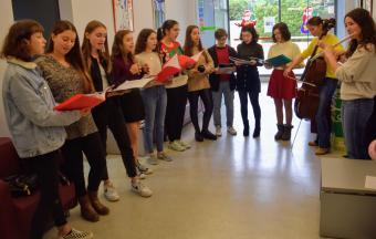 Lettre du Proviseur - Καλά Χριστούγεννα ! -31