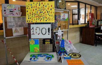 Η γιορτή της 100ης μέρας σχολείου-4