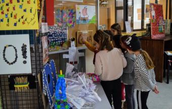 Η γιορτή της 100ης μέρας σχολείου-7