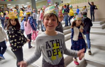 Η γιορτή της 100ης μέρας σχολείου-20