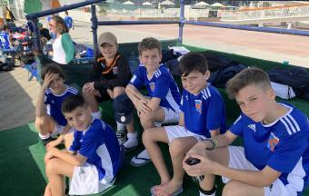 Nos élèves footballeurs se rendent à Dubaï pour la 1ère édition de la Coupe du Monde scolaire de Football AEFE-UNSS-3