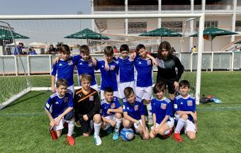 Nos élèves footballeurs se rendent à Dubaï pour la 1ère édition de la Coupe du Monde scolaire de Football AEFE-UNSS-4