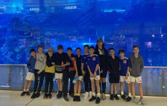 Nos élèves footballeurs se rendent à Dubaï pour la 1ère édition de la Coupe du Monde scolaire de Football AEFE-UNSS-8
