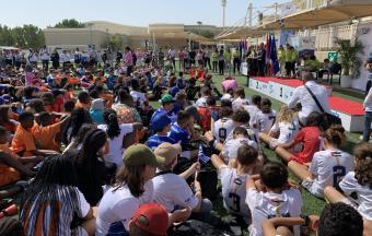Nos élèves footballeurs se rendent à Dubaï pour la 1ère édition de la Coupe du Monde scolaire de Football AEFE-UNSS-12
