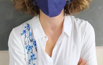 """Deux stagiaires italiennes Erasmus+ offrent aux élèves un premier atelier """"maquillage de scène""""-14"""