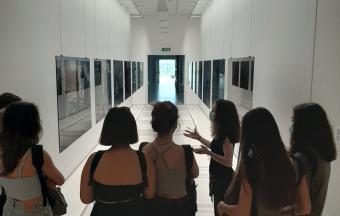 Επίσκεψη στο εθνικό μουσείο σύγχρονης τέχνης-0