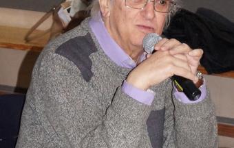 L'écrivain Petros Markaris rencontre les élèves de 4e-1
