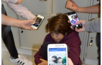 Les élèves du LFHED luttent contre le harcèlement-0