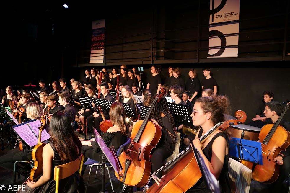 Dans les coulisses de l'Orchestre des lycées français du monde-1