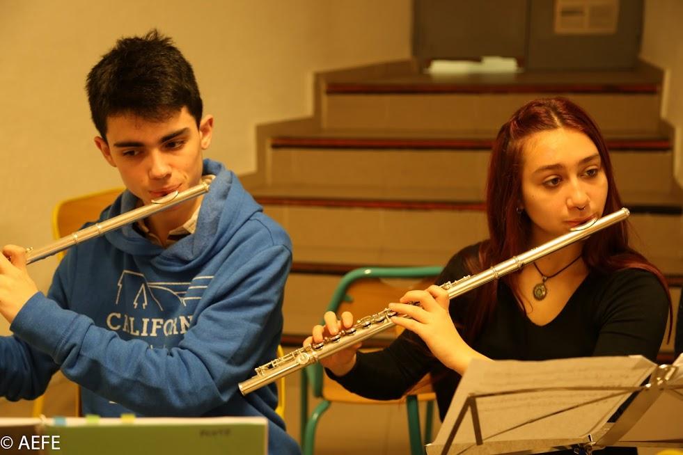 Dans les coulisses de l'Orchestre des lycées français du monde-7