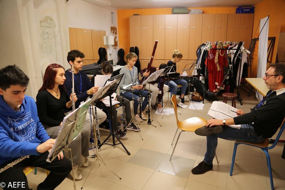 Dans les coulisses de l'Orchestre des lycées français du monde-6