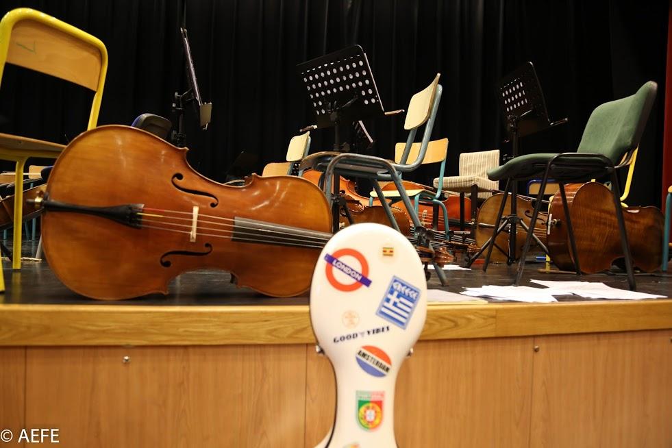Dans les coulisses de l'Orchestre des lycées français du monde-0