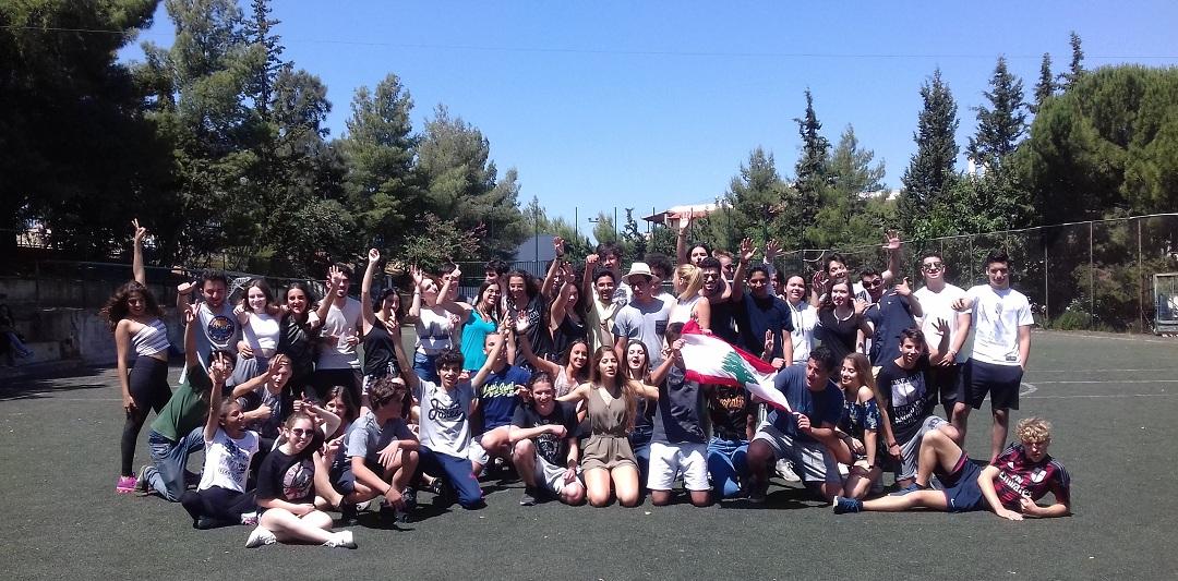 Une matinée avec les élèves du Grand Lycée Franco-Libanais de Beyrouth-0