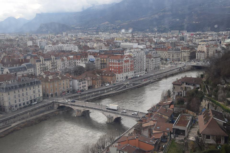 Voyage d'initiation universitaire des élèves de 1ère de la Section Hellénique à Lyon et Grenoble-5