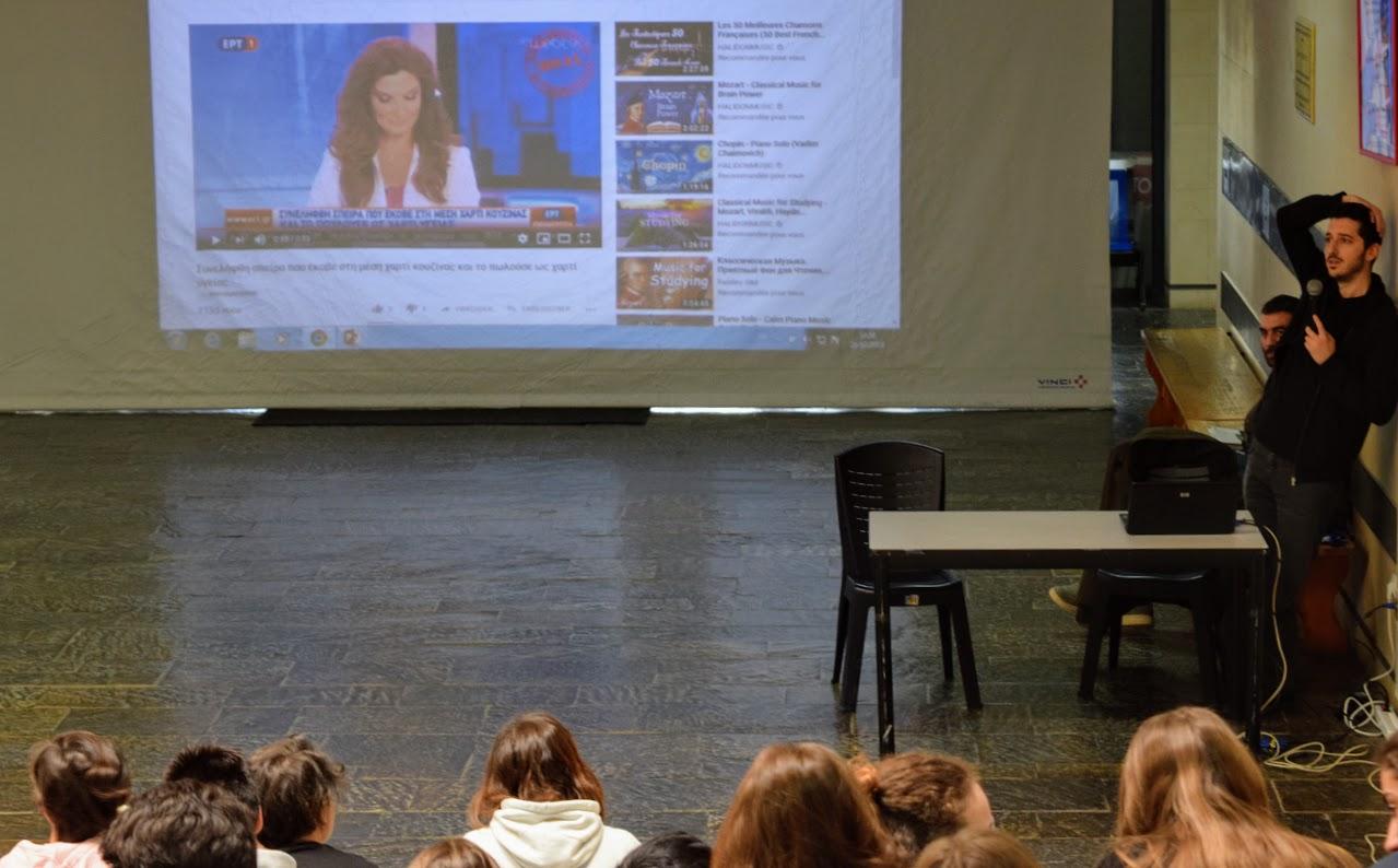 La Semaine de la Presse et des Médias au LFHED-16