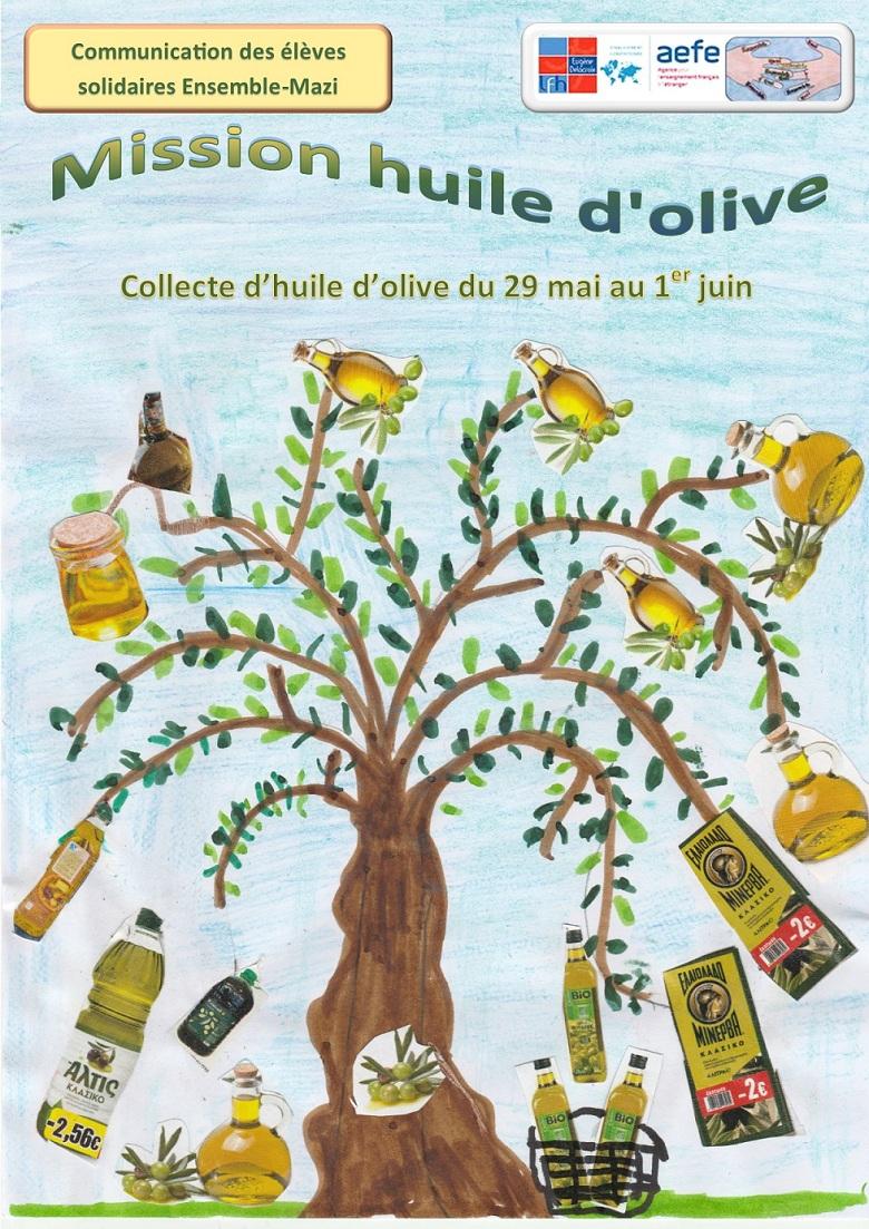 Épicerie Sociale : collecte d'huile d'olive du 29 mai au 1er juin-0