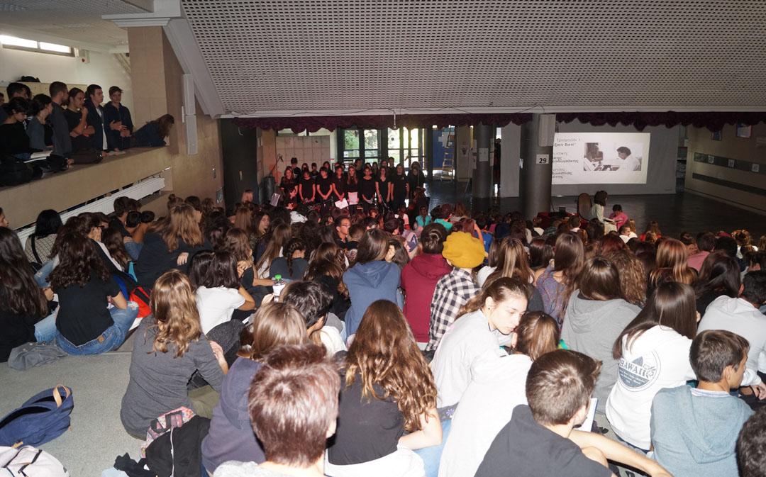 """Commémoration du """"Jour du Non"""" au LFHED-8"""