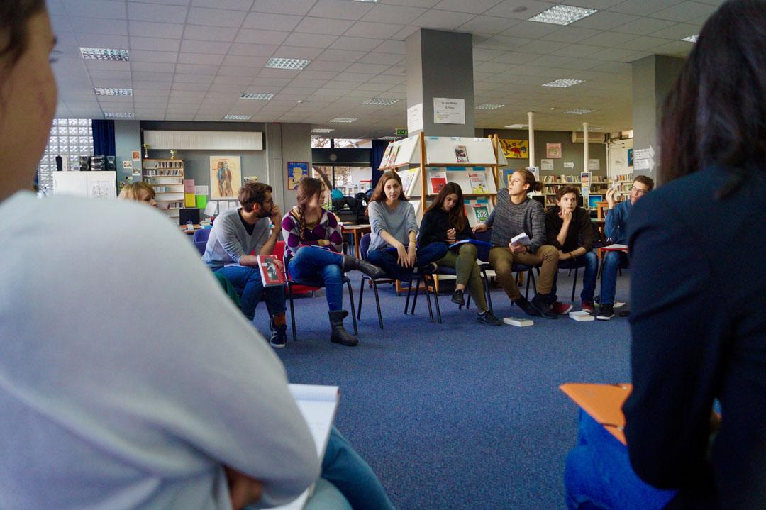 Délibérations Locales du Goncourt des Lycéens au LFHED-2