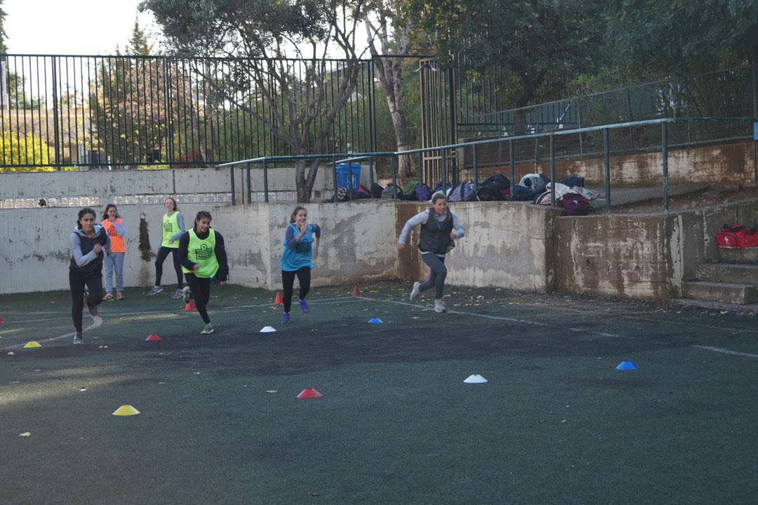 La 1ère session des Olympiades a réuni les élèves de 3ème et de Γ΄-4