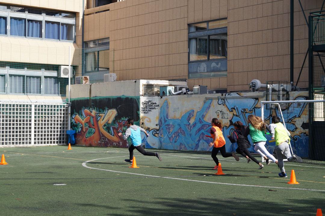 La 1ère session des Olympiades a réuni les élèves de 3ème et de Γ΄-12
