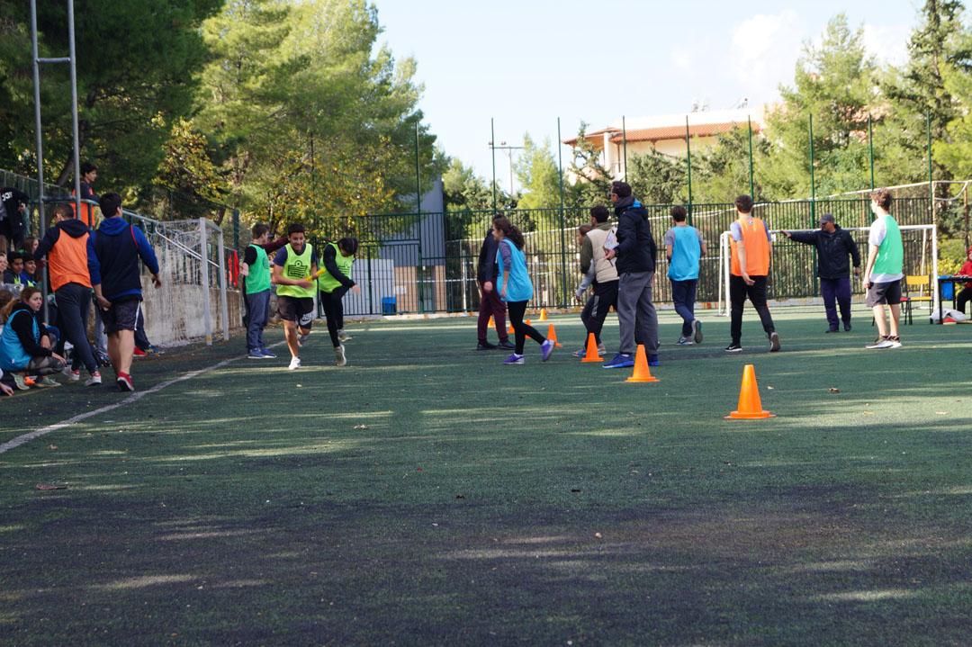 La 1ère session des Olympiades a réuni les élèves de 3ème et de Γ΄-14