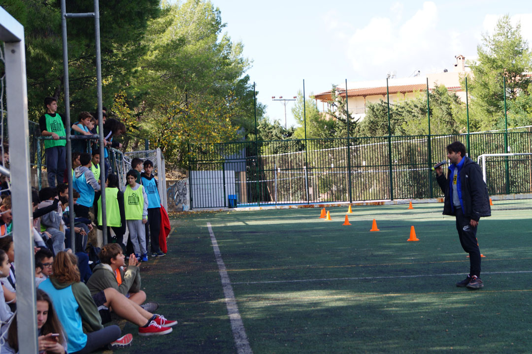 La 1ère session des Olympiades a réuni les élèves de 3ème et de Γ΄-15