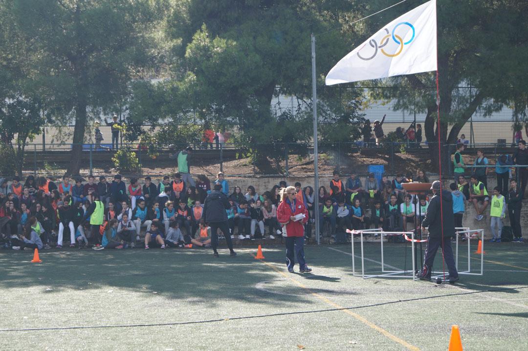 La 1ère session des Olympiades a réuni les élèves de 3ème et de Γ΄-16