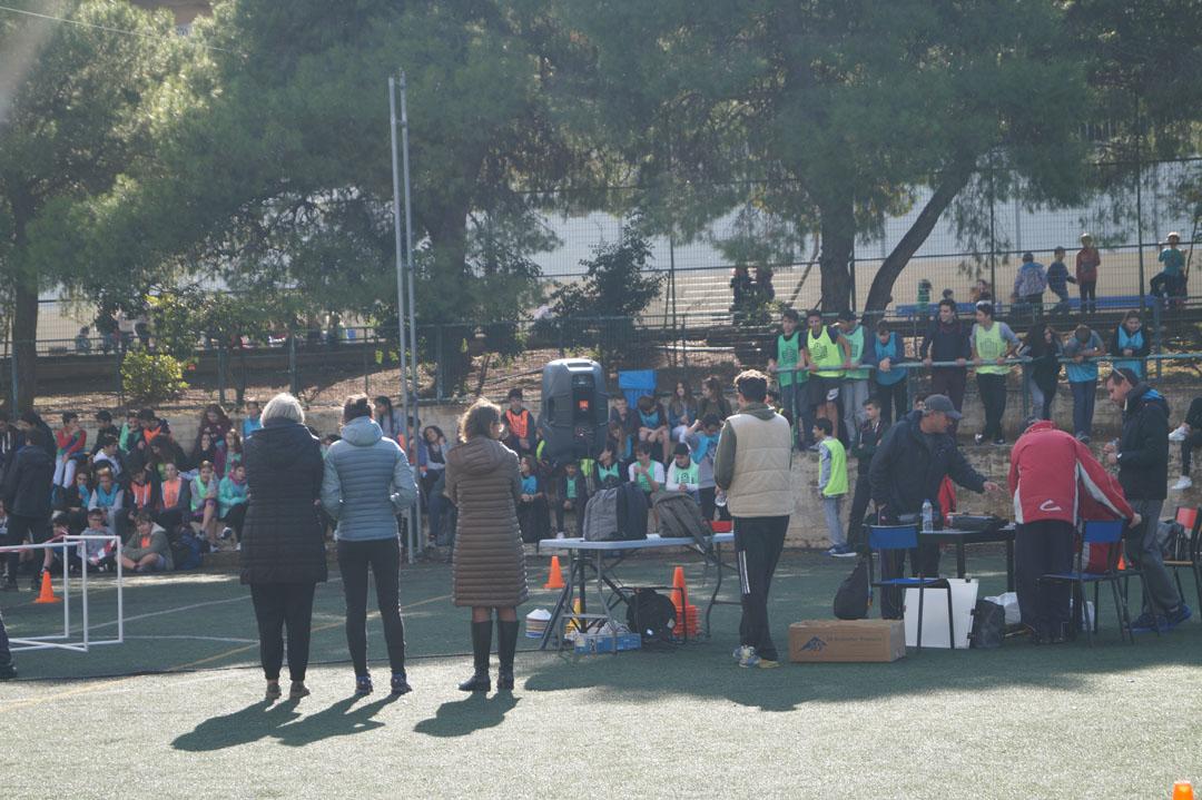 La 1ère session des Olympiades a réuni les élèves de 3ème et de Γ΄-17