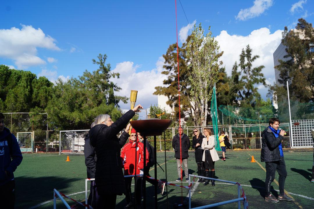 La 1ère session des Olympiades a réuni les élèves de 3ème et de Γ΄-20