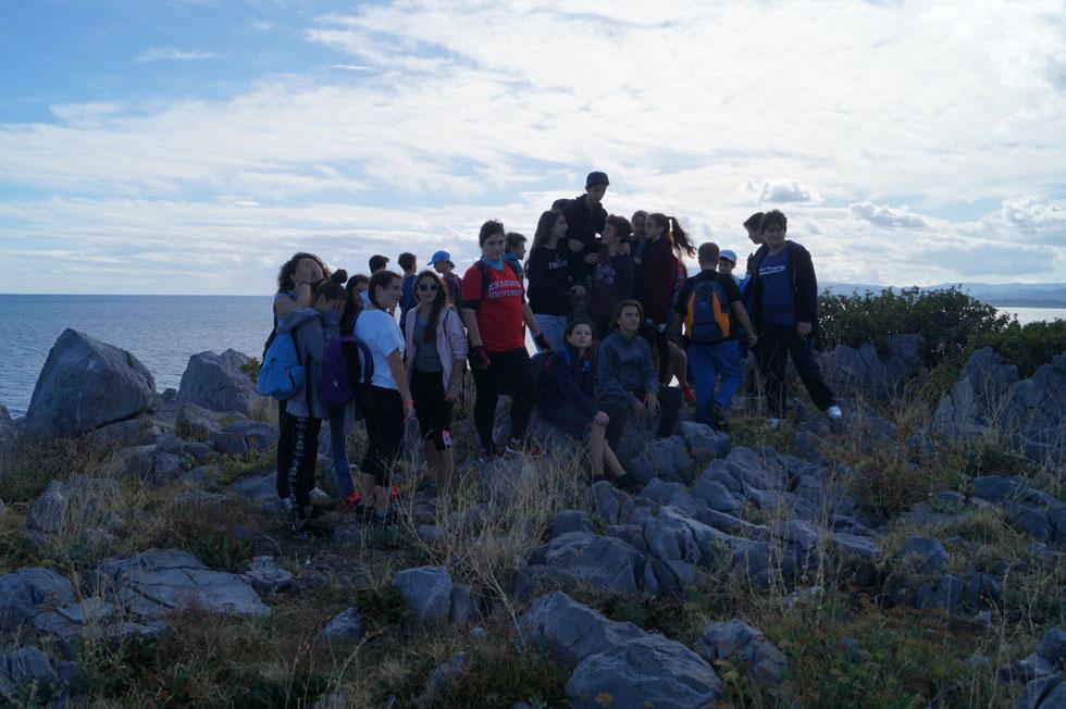 Camp d'automne collégiens 2017-12