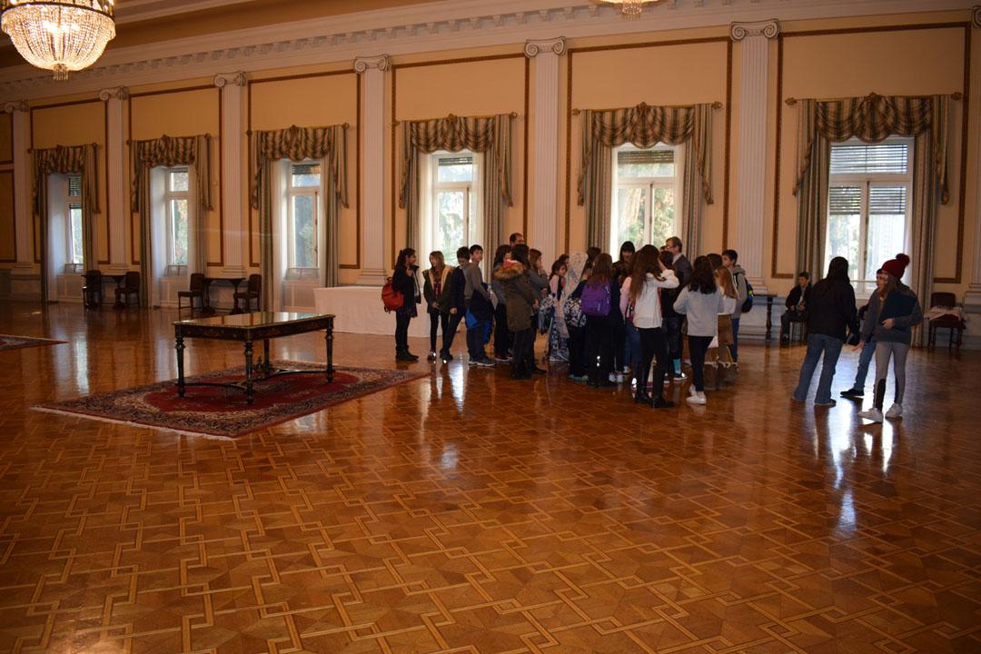 A la découverte de la caserne des Evzones et du Palais présidentiel-42