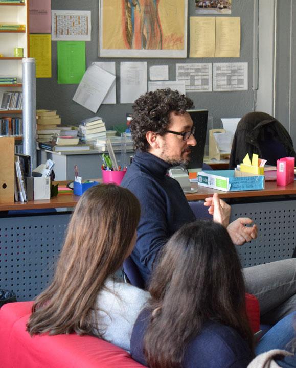 Les élèves de 1ère L partagent un moment privilégié avec l'écrivain David Foenkinos -3