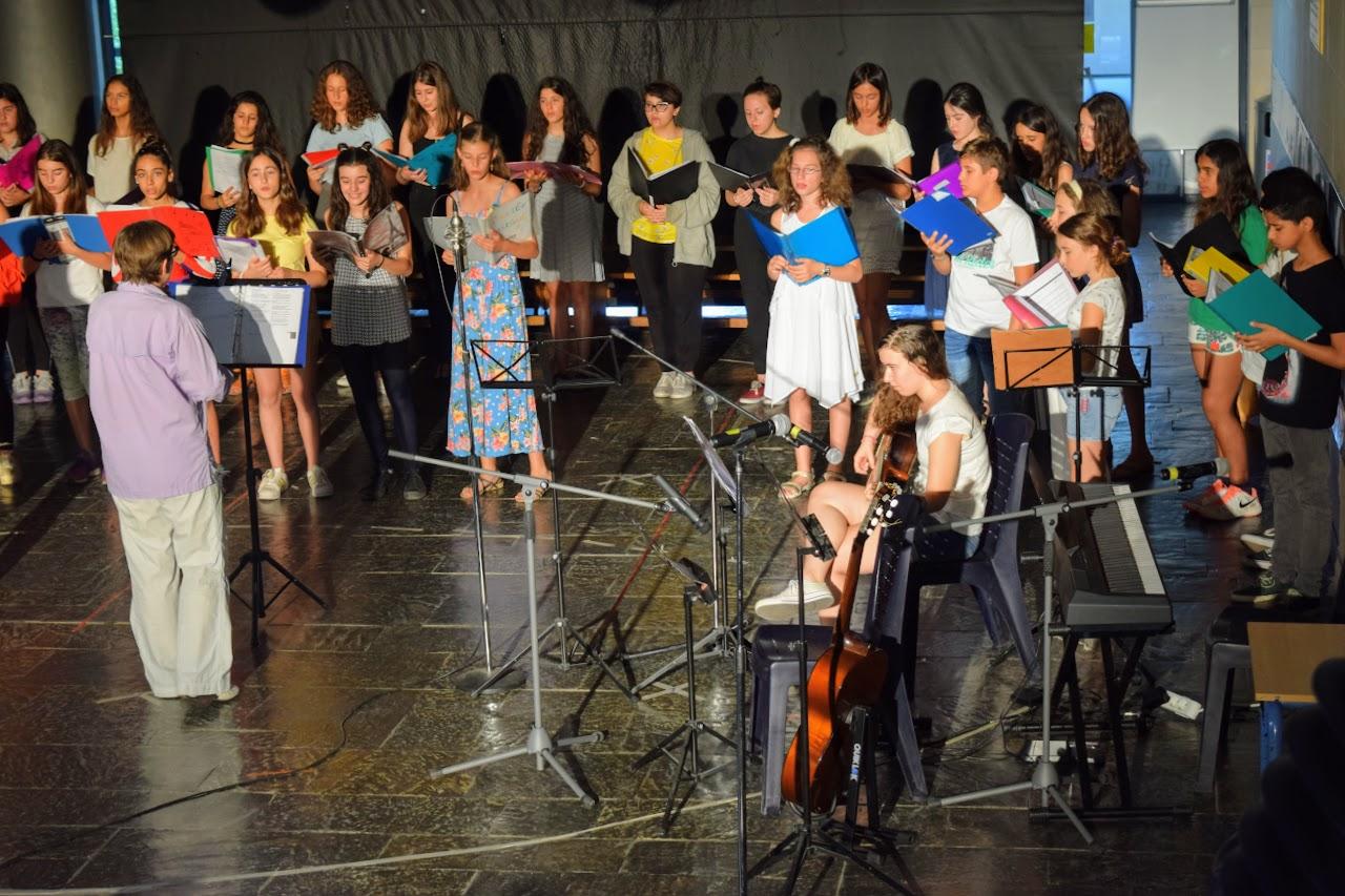 Spectacle de musique des collégiens-3
