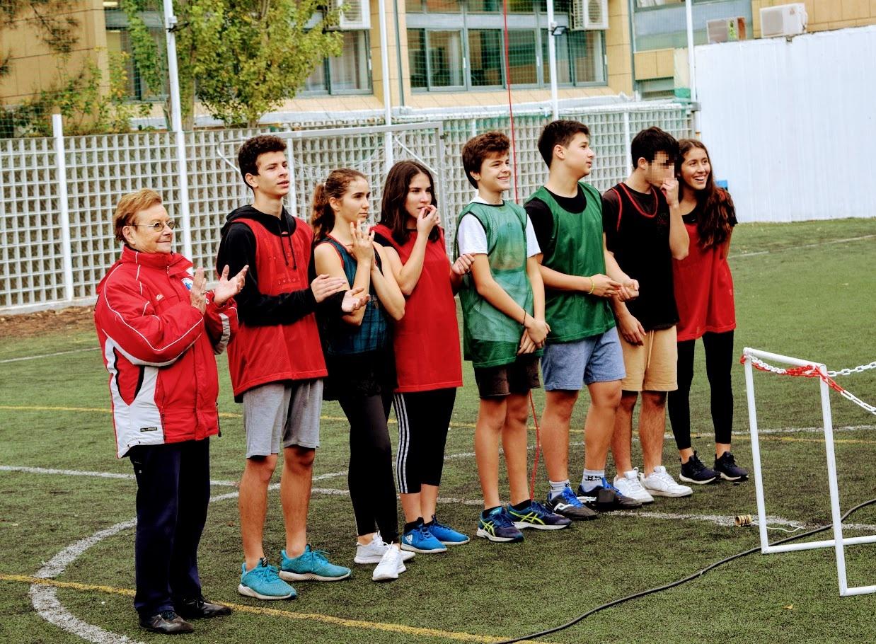 Des Olympiades intersection pour fêter la Semaine des lycées français du monde-7