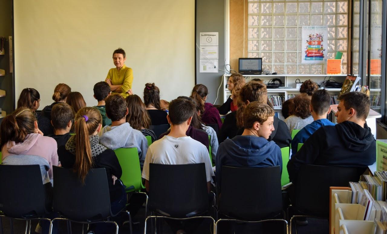 L'aventure du 1er Festival international de cinéma pour enfants et adolescents d'Athènes s'ouvre en cette Semaine des lycées français du monde-1