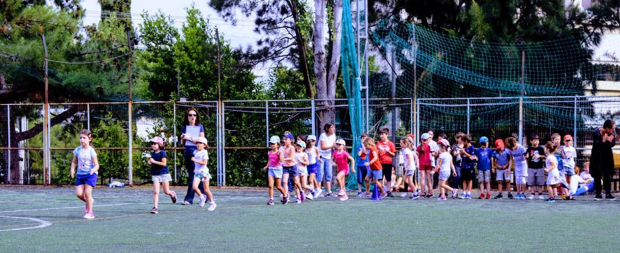 La course longue des élèves de maternelle-3